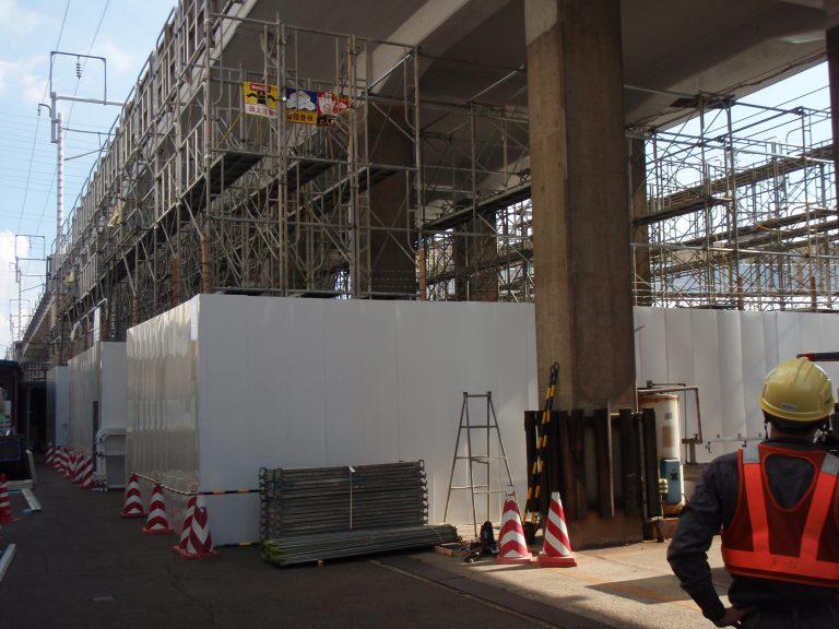 新幹線大規模改修工事
